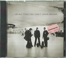 A -1 CD U2 / All that you can´t leave behind