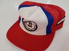 Vtg. Eastern Mingo Coal Co. Trucker's Mesh Snapback Hat/Cap *Made in USA!!!*