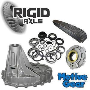 NP263HD NV263HD Transfer Case Half Rebuild Kit w/ Bearing Gasket Seal Chain Pump