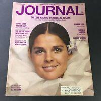 VTG Journal Women's Magazine June 1969 - Ali MacGraw / Sophia Loren & Her Baby