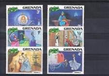 Serie Disney postfris MNH Grenada: Christmas / Cinderella (dis058)