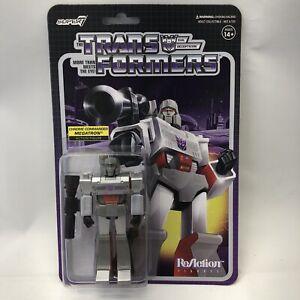 Transformers G1 Megatron Super 7 ReAction Action Figure Vintage MOC - NEW!!!