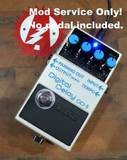 Modify Your Boss DD-5 Digital Delay Alchemy Audio (No Pedal!) Internal Tap