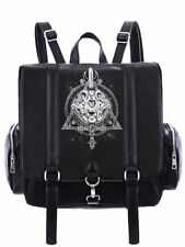 Restyle Occult Black Cat Rugzak Backpack Gothic Alternative