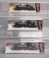 Atlas N Scale Southern Pacific Alco RSD4 Diesel Locomotives [Custom Painted] [3]