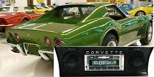 New USA-630 II* 300 watt '68-76 Corvette AM FM Stereo Radio iPod USB Aux inputs