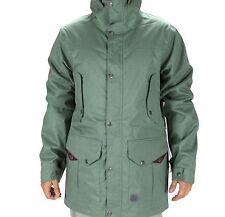SPECIAL BLEND Men's FIST Jacket - GREYSKULL - Small - NWT - Reg $340