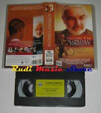 film VHS  SCOPRENDO FORRESTER  Sean Connery  Columbia Tristar 2000 (F8) no dvd