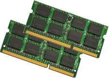 New 4GB Kit 2x 2GB DDR3 1333 MHz PC3-10600 Sodimm Laptop RAM Memory Low Density