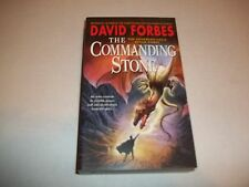 The Commanding Stone - The Osserian Saga #3 by David Forbes PB new