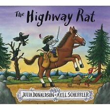 The Highway Rat by Julia Donaldson (Paperback, 2016)
