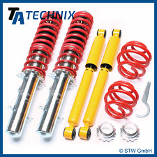 TA Technix Gewindefahrwerk VW Golf 4 4-motion / Allrad 1.8T V5 V6 R32