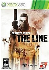 Spec Ops: The Line (Microsoft Xbox 360, 2012) MINT