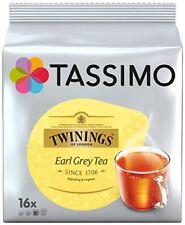 Tassimo Twinings Th&eacute Earl Grey 16 Tdisc - (80 Tdisc)