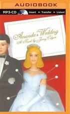 Amanda's Wedding by Jenny Colgan (2015, MP3 CD, Unabridged)