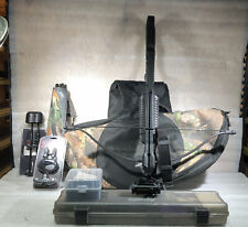 New listing Barnett Recruit Recurve Crossbow With Scope/Arrows/Tips/Extras In Soft Case