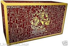 KING OF GAMES_YUGI'S LEGENDARY DECKS 1st  Egyptian GOD CARDS + EXODIA New sealed