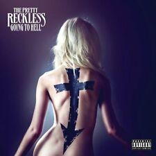New Going to Hell The Pretty Reckless Audio CD 2014 Razor & Tie Album Art Music