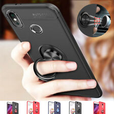 Protection Ring Stand Cover For Xiaomi Redmi 4X Note 5 Pro MIX2S Mi 6 8 SE Case