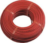 100 Meter Ring Brandmeldekabel J-Y(ST)Y 2x2x0,8mm² ROT