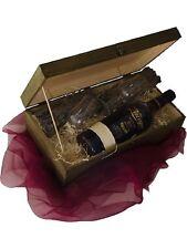 Rum Zacapa Sistema Solera 23 Sonderedition 2 Gläser Holzbox Geburtstag Geschenk