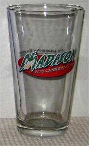 2008 Madison Mallards Minor League Baseball Pint Glass- APM