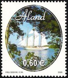 Aland 2005 (07) - Aland Summer - Aländischer Sommer - Schooner Linden