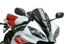 Puig Racing Windscreen Dark Smoke fits Honda CBR1100XX Blackbird 1997-2004,2006
