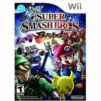 Super Smash Bros Brawl For Wii And Wii U Very Good 3Z