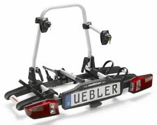 Uebler X21S   AHK Fahrrad -Träger  2 Fahrräder / E-Bikes / faltbar +klappbar