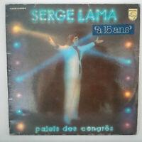 Serge Lama – Palais Des Congrès Label: Philips – 6641 702 - 2 × Vinyl, LP Gat
