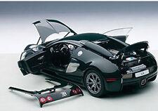 Autoart BUGATTI VEYRON L'EDITION CENTENAIRE RACING GREEN/MALCOLM 1/18 New