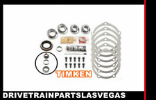 "Ford 9"" Timken Bearing Master Rebuild Overhaul Install Kit Double Crush Sleeves"