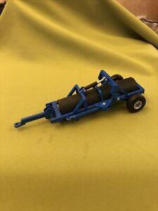 Britains Farm Roller Ertl 1/32 Vintage Model Blue Roller