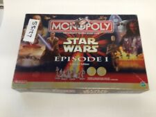 Waddingtons Monopoly Star Wars Episode 1 Collectors Edition #127