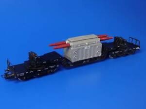 MARKLIN H0 - 4617 - Well Wagon with Transformer - AEG (20)/ EXC