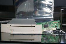 "HP SD401C Photo Drive 5.25"" Bay PC Photo Scanner & PCI Interface Card ~RARE~"