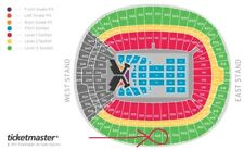 Taylor Swift Reputation Tickets x2 Friday 22nd June 2018 London, Wembley
