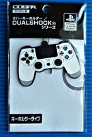 New Sony PlayStation 4 Controller PVC Keyring PS4 Dualshock Keychain Official