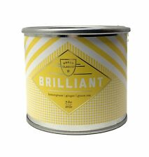 Upper Classic Brilliant Lemongrass Ginger Green Tea Scented Candle In Tin