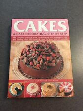 Cakes & Cake Decorating Step-by-Step Practical Guide 200 Beautiful Cakes