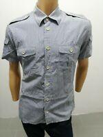 Camicia G-STAR Uomo Taglia Size XL Shirt Man Chemise Homme Cotone Polo P 7924