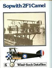 WINDSOCK  DATAFILE 6 - SOPWITH 2F1 CAMEL   new SB