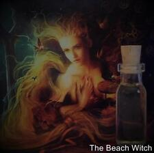 FAST ACTION Ritual Oil Spell Oil Anointing Oil Potion ~ Wicca Witchcraft Pagan