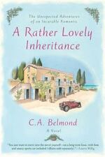 A Rather Lovely Inheritance (PENNY NICHOLS) by C.A. Belmond, Good Book