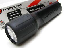 STREAMLIGHT Black Impact Resistance PROPOLYMER 4AA LED Flashlight Light! 68300