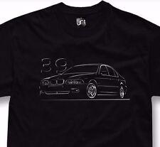 T-shirt for bmw e39 fans 520 525 530 m5 sedan + touring tshirt