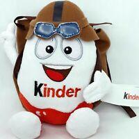 Kinder Surprise Aviator Egg mascot plush soft toy doll LotA