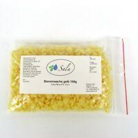 (2,50 EUR/100 g) Sala Bienenwachs Pastillen gelb ungebleicht 100 g