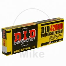 Derbi GPR 125 2T Racing 2005  DID 428 HD x 130 Chain D.I.D